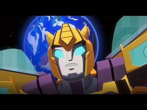 アニメーション「トランスフォーマーサイバーバース」シーズン2 第1話 transformers
