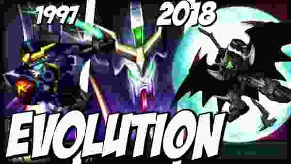 スパロボ ガンダムデスサイズヘル (ツインビームサイズ) 進化の軌跡 | Evolution of Gundam Deathscythe (Twin Beam Scythe)