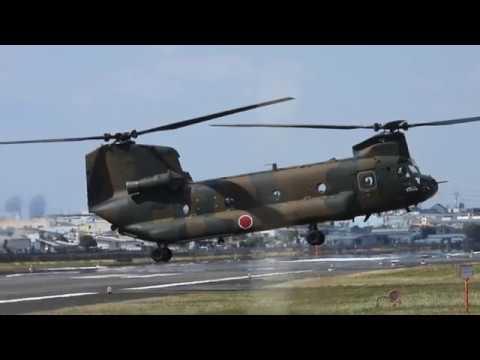 A'20/3/24 松辰 八尾駐屯地外撮り-5(今日はCH-47J & UH-1J)