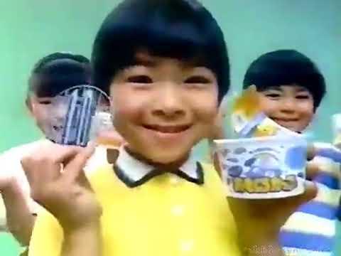 /プロジェクトA子さんも注目?懐かCM 1987(昭和62) .一息つく動画!/