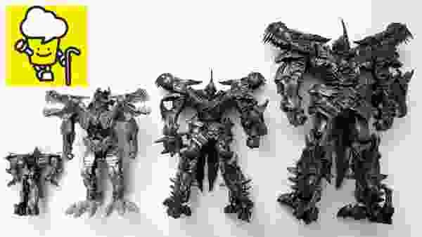 Grimlock Transformer Movie Toys トランスフォーマー 變形金剛 WEI JIANG ss07
