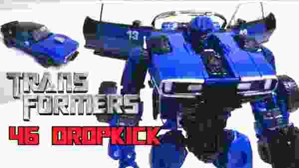 【スタジオシリーズ 】トランスフォーマー SS-46 ドロップキック2 ヲタファの変形レビュー / Transformers Studio Series 46 Dropkick
