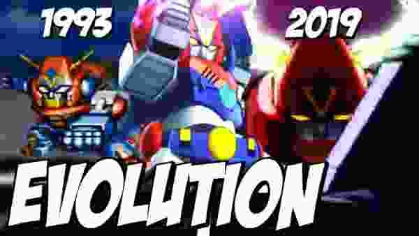 【スパロボ】コン・バトラーV(超電磁スピン & 合体攻撃)進化の軌跡 | Evolution of COMBATTLER V | 1993 - 2019